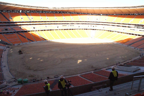 Soccer City Stadium Johannesburg
