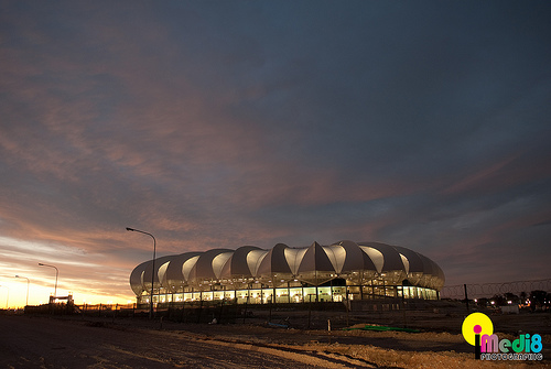 Photos du stade de port elizabeth nelson mandela bay stadium - Port elizabeth afrique du sud ...