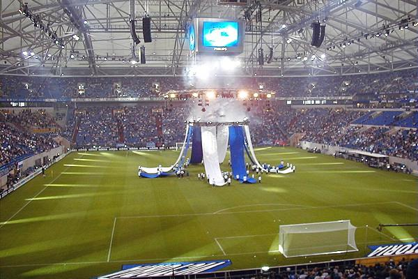 arena auf schalke gelsenkirchen. Black Bedroom Furniture Sets. Home Design Ideas