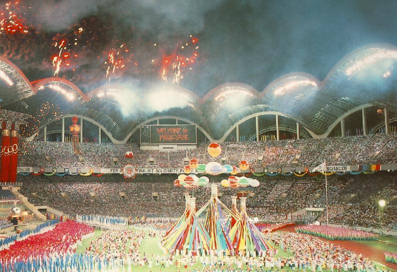Pyongyang Stadiums – Fondos de Pantalla