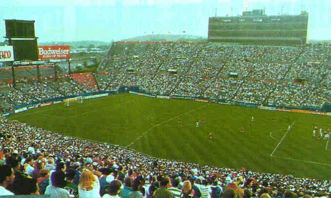 Foxboro stadium Boston