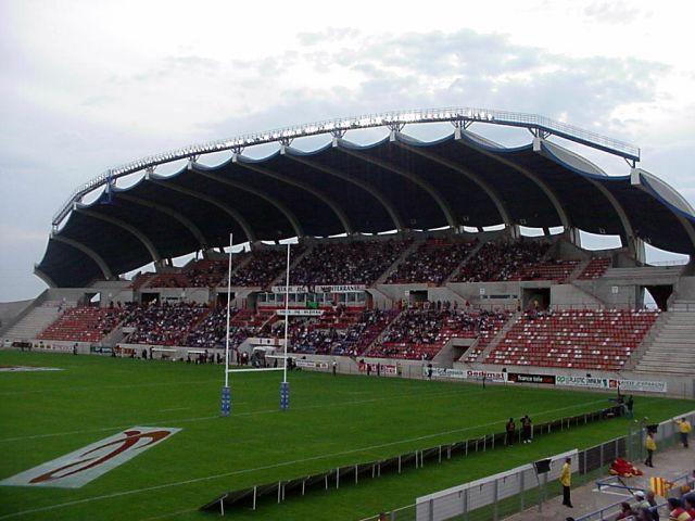 Photos Du Stade De Beziers Stade Mediterranee