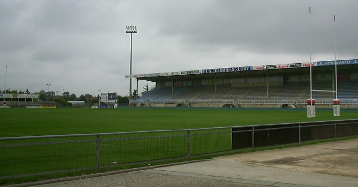 Colomiers France  city pictures gallery : Stade du Selery Colomiers