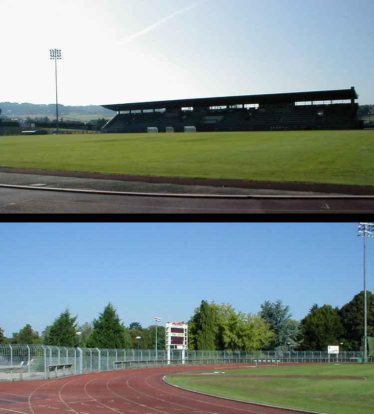 Stade de La Colombière (DR)