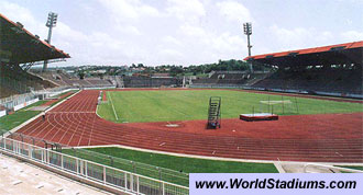 Photos du stade de fort de france stade dillon - Capacite d accueil stade de france ...