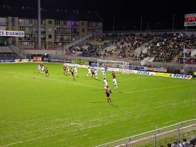 Photos du stade de Guingamp : Stade du Roudourou