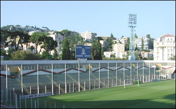 photos du stade de nice stade du ray. Black Bedroom Furniture Sets. Home Design Ideas