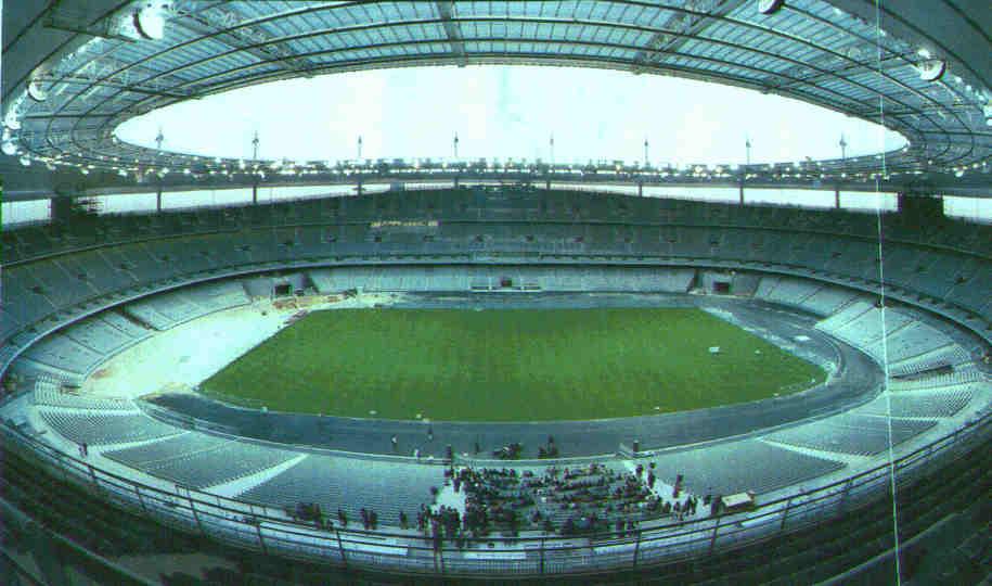 Stade de france paris - Superficie stade de france ...