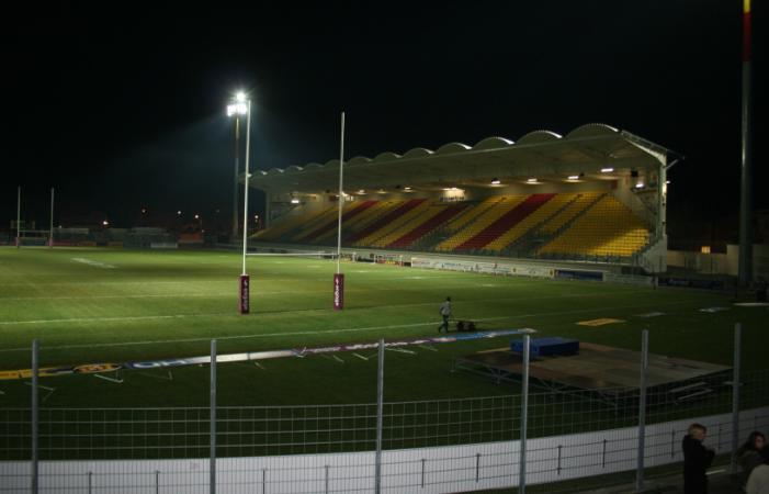 Stade gilbert brutus - Piscine gilbert brutus perpignan ...