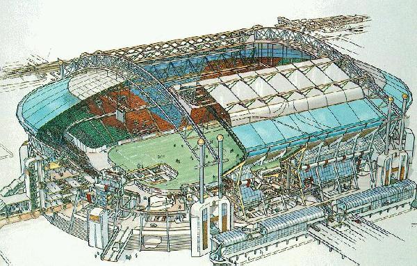 Photos Du Stade De Amsterdam Arena